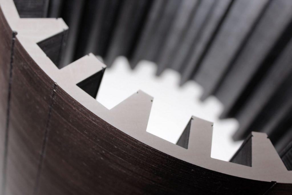 Prototype Stator Stack